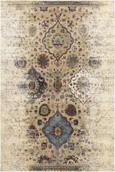 Oriental Weavers Empire 28w Ivory - Blue Area Rug