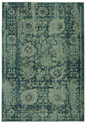 PANTONE UNIVERSE Expressions 3333g Blue/ Green Area Rug