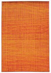 PANTONE UNIVERSE Expressions 5998o Orange/ Yellow Area Rug