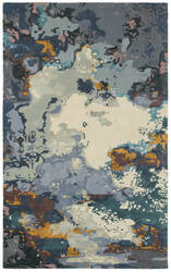 Oriental Weavers Galaxy 21903 Blue Area Rug