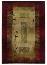 Oriental Weavers Generations 544x1 Burgundy Area Rug