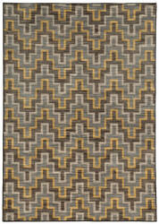 Oriental Weavers Harper 46248 Grey / Gold Area Rug