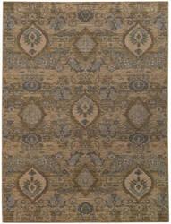 Oriental Weavers Heritage 4925w Ivory / Blue Area Rug