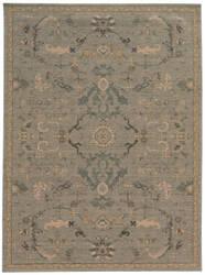 Oriental Weavers Heritage 533l5 Blue / Beige Area Rug
