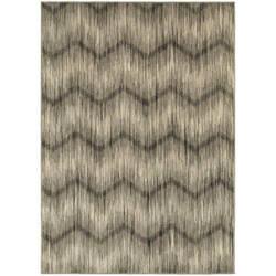 Oriental Weavers Highlands 6608a Grey Area Rug
