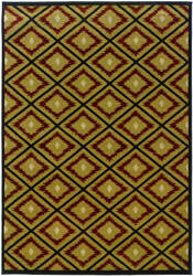 Oriental Weavers Hudson 3302b Tan Area Rug