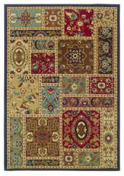Oriental Weavers Huntington 1716c Beige/Multi Area Rug