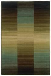Oriental Weavers Huntington 1991d Brown Area Rug