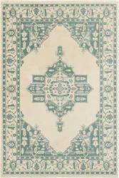 Oriental Weavers Jayden 7370j Ivory - Blue Area Rug