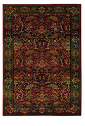 Oriental Weavers Kharma 465R4  Area Rug