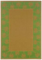 Oriental Weavers Elements 606f6 Green Area Rug