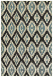 Oriental Weavers Linden 7825c Blue - Grey Area Rug