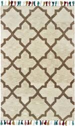 Oriental Weavers Madison 61405 Ivory - Tan Area Rug