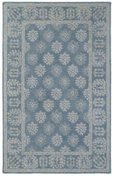 Oriental Weavers Manor 81201 Blue Area Rug