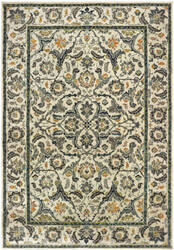 Oriental Weavers Mantra 2060l Ivory - Grey Area Rug
