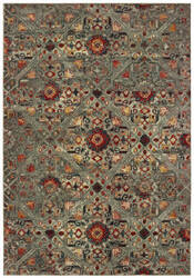 Oriental Weavers Mantra 003x7 Grey - Multi Area Rug