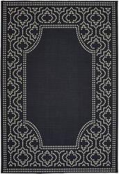 Oriental Weavers Marina 1247k Black - Ivory Area Rug