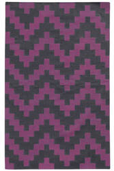 PANTONE UNIVERSE Matrix 4714k Purple/Purple Area Rug