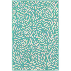Oriental Weavers Meridian 1506l Blue Area Rug