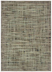 Oriental Weavers Montage 5503e Grey - Green Area Rug