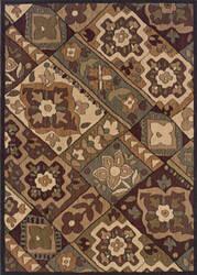 Oriental Weavers Palermo 2847d  Area Rug