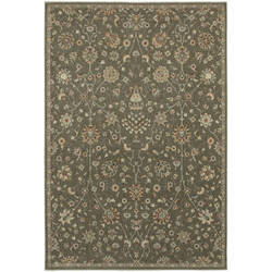 Oriental Weavers Pasha 111h Grey Area Rug