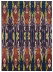 PANTONE UNIVERSE Prismatic 85134 Purple/ Blue Area Rug