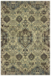 Oriental Weavers Raleigh 8027j Ivory - Grey Area Rug