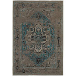Oriental Weavers Revival 4694e Grey Area Rug