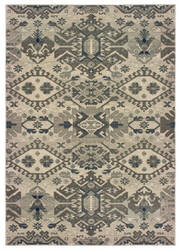 Oriental Weavers Richmond 1807j Grey - Brown Area Rug