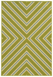 Oriental Weavers Riviera 4589m Lime Green Area Rug
