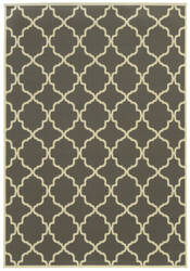 Oriental Weavers Riviera 4770w Graphite Gray Area Rug