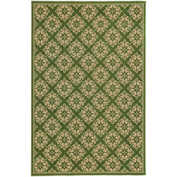 Tommy Bahama Seaside 1637g Green Area Rug