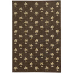 Tommy Bahama Seaside 7126n Brown Area Rug