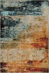 Oriental Weavers Sedona 6365a Blue Area Rug