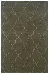Oriental Weavers Silhouette 48102 Graphite Gray Area Rug