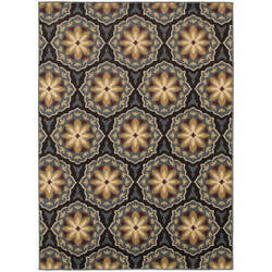 Oriental Weavers Stratton 6023a Blue Area Rug