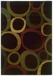Oriental Weavers Tybee 2361d Brown Area Rug