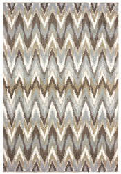 Oriental Weavers Verona 004d6 Grey - Taupe Area Rug