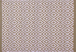 Pine Cone Hill Placemat Diamond Khaki/White