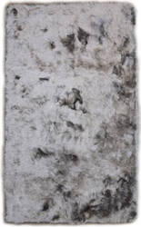 Famous Maker Shimmer 143898 Grey Area Rug