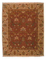 Private Label Oak 148257 Red Area Rug