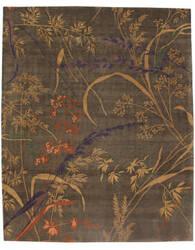 Private Label Oak 148294 Brown Area Rug