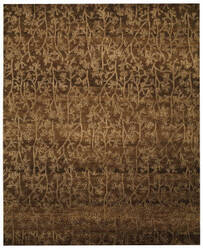 Private Label Oak 148369 Brown Area Rug