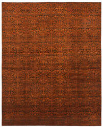 Private Label Oak 148401 Brown - Orange Area Rug