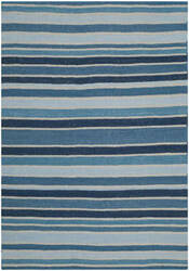 Ralph Lauren Barragan Stripe Rlr2721b Horizon Area Rug