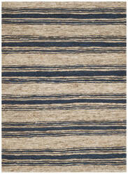 Ralph Lauren Cliff Stripe Rlr3351b Harbor Area Rug