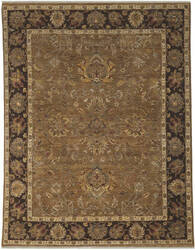 Ramerian Anthia 700-ANQ Oak - Dark Tan Area Rug