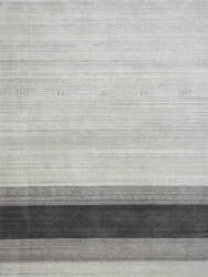 Ramerian Blenda 100-BLN Light Gray Area Rug