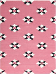 Ramerian Zada 2200-ZAR Pink Area Rug